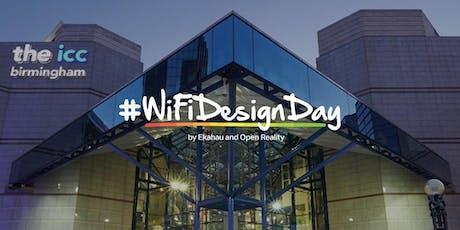Wi-Fi Design Day 2019 tickets