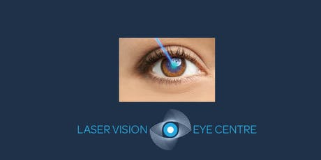 FREE Laser Eye Surgery Event, Jersey - 15th November 2019 tickets