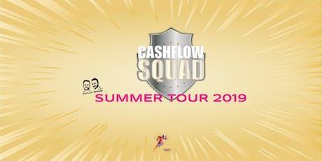 CASHFLOW SQUAD SUMMER TOUR in BIELEFELD Tickets