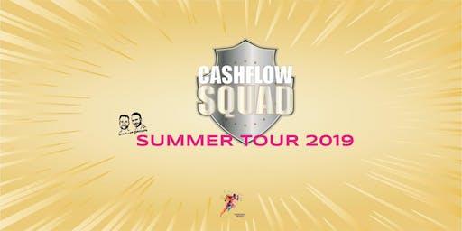 CASHFLOW SQUAD SUMMER TOUR in BIELEFELD