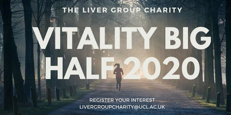 The Vitality Big Half 2020 tickets