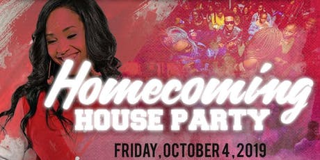 DAC Homecoming House Party tickets