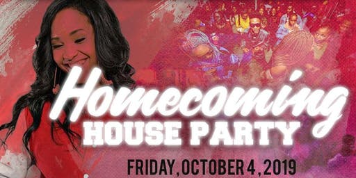 DAC Homecoming House Party