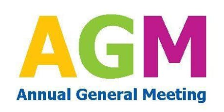 2019 Annual General Meeting (AGM) tickets