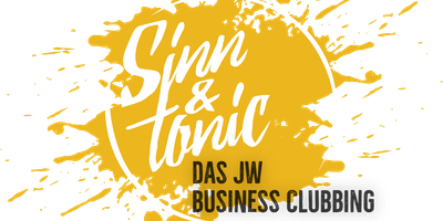 Sinn & Tonic - Das JW Business Clubbing