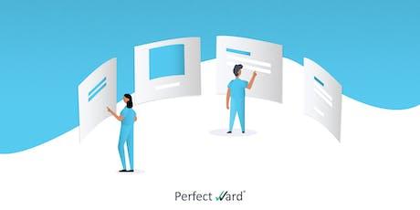 Perfect Ward: Superuser Training tickets