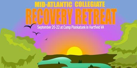 Mid-Atlantic Collegiate Recovery Retreat tickets