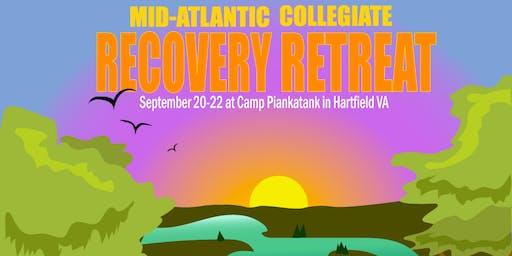 Mid-Atlantic Collegiate Recovery Retreat