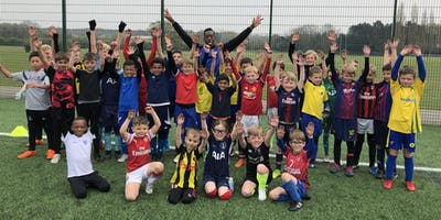 Summer Term Holiday Camps - Football Icon Academy Langley