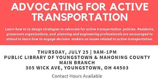 Advocating for Active Transportation Workshop