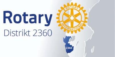 Rotary Distriktskonferens 2360