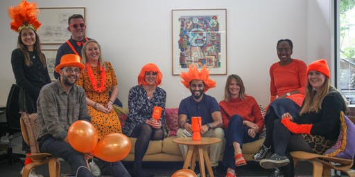 Maggie's Go Outrageously Orange 2019