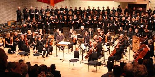Classical concert with Stockport Grammar School Singers & Musicians (UK)
