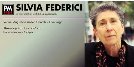 Silvia Federici in conversation  tickets