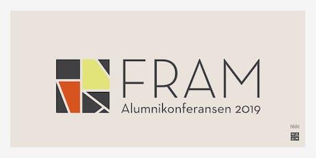 Alumnikonferansen 2019 tickets