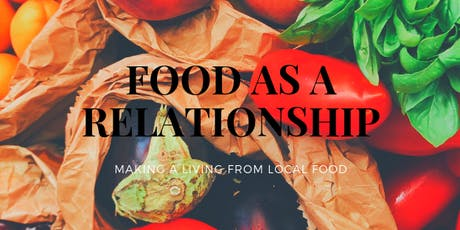 Food as a Relationship tickets