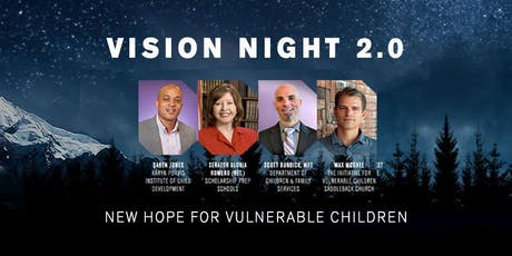VISION NIGHT 2.0 for Vulnerable Children tickets