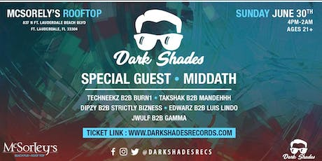 Dark Shades Rooftop Party at McSorley's  tickets