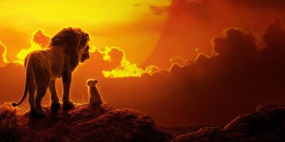 Movie Fundraiser Night- The Lion King