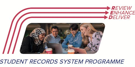 SRSP: Mark Entry and Progression Process Map Consultation and Review
