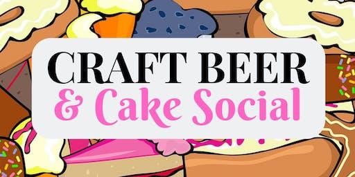 Craft Beer & Cake Social