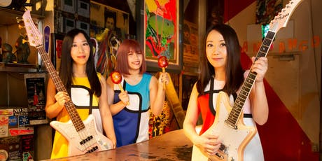 Shonen Knife w/ Captain Scrunchie and Talk Me Off tickets