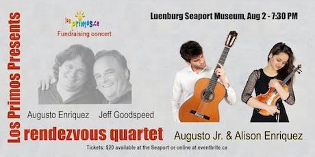 Los Primos Fundraiser - Lunenburg Seaport tickets