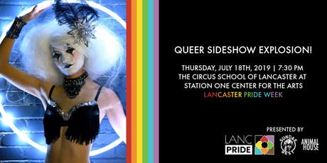 Queer Sideshow Exploson tickets