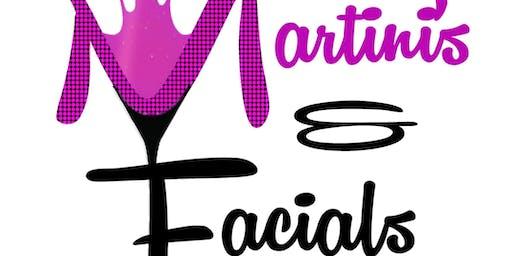Martini's & Facials