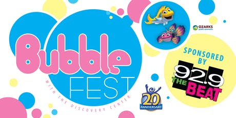 Bubblefest tickets