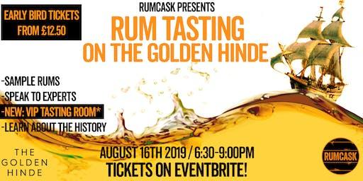 National Rum Day Rum Tasting