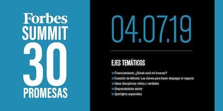 30 Promesas Summit entradas