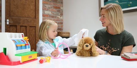 DEVELOP NARRATIVE LANGUAGE SKILLS  - USE IMAGINATIVE ROLE PLAY (BIRMINGHAM) tickets
