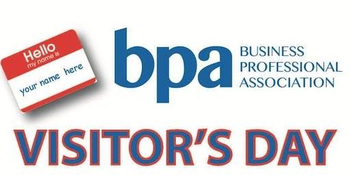 BPA Visitors Day