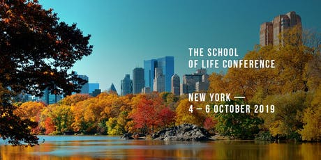 The School of Life Conference - New York (USD) tickets