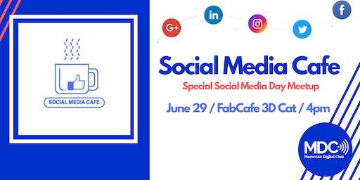 Social Media Cafe #3