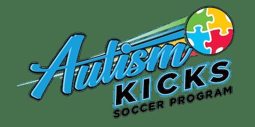 Autism Kicks: Summer Soccer Jamboree