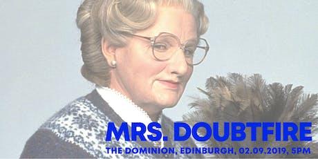 Mrs Doubtfire  tickets
