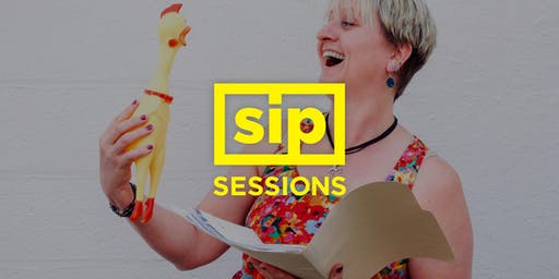 Sip Session  |  Jenny Drescher – Using play to accelerate and grow
