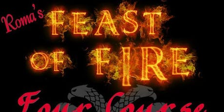 Feast of Fire Beer Dinner tickets