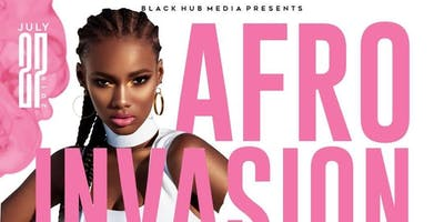 AFRO INVASION DAY PARTY