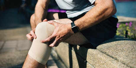 Considering hip or knee replacement surgery? tickets
