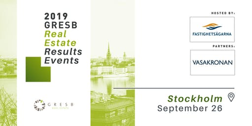 2019 GRESB Real Estate Results | Stockholm