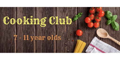 Cooking Club 7-10