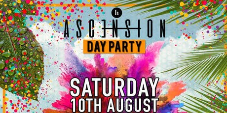 ASCENSION Day Party  tickets