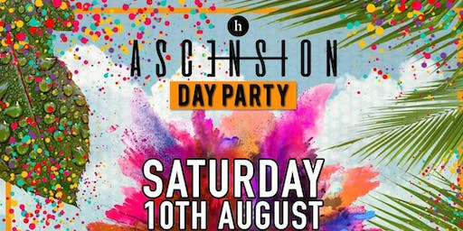 ASCENSION Day Party