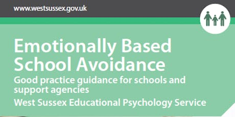Emotionally Based School Avoidance (EBSA)  tickets