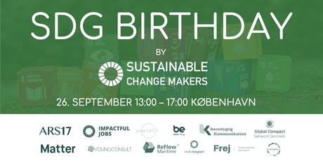 SDG Birthday by Sustainable Change Makers tickets