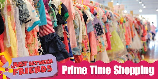 Prime Time PreSale Shopping Pass- JBF Pittsburgh South Fall 2019