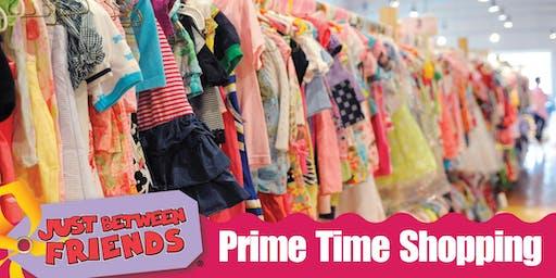 Prime Time PreSale Shopping Pass- JBF Pittsburgh South Fall 2019